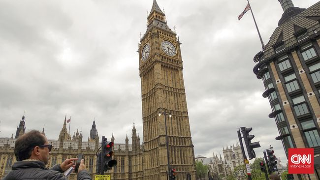 Tingkat pengangguran Inggris naik dari 4,5 persen ke 4,8 persen pada kuartal III 2020. Kenaikan terjadi di tengah pandemi yang membuat ekonomi babak belur.