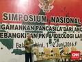 Try Sutrisno Hadiri Simposium 'Anti-PKI'