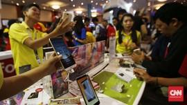 Tri Harap Pemerintah Beri Insentif Investasi Halau Ponsel BM