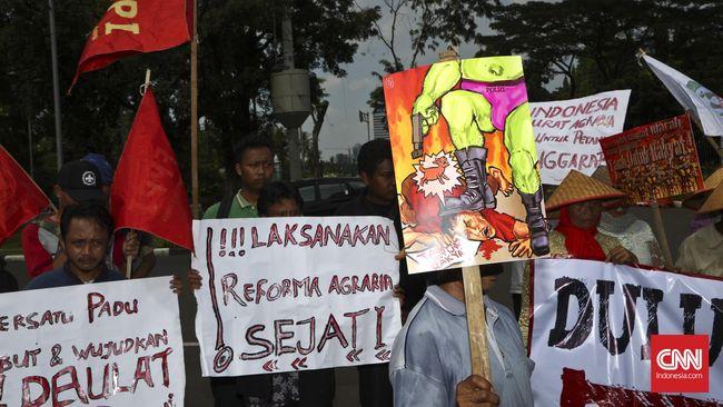 Jaringan Advokasi Tambang menyebut konflik pertambangan dalam lima tahun terakhir terjadi pada 925 ribu hektare lahan di Indonesia.