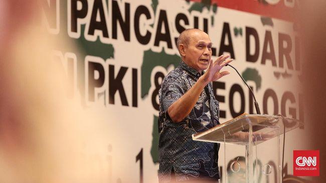 LBH Sebut Kivlan Zen Dalang di Balik Massa Anti-PKI
