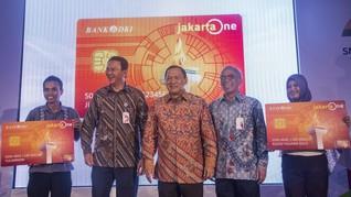 Bos Bank DKI Beberkan Alasan e-Money Tak Dibagikan Gratis