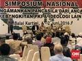 Rekomendasi Simposium Anti-PKI Diserahkan ke Istana Siang Ini