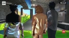 Microsoft Punya Sistem Operasi untuk Virtual Reality