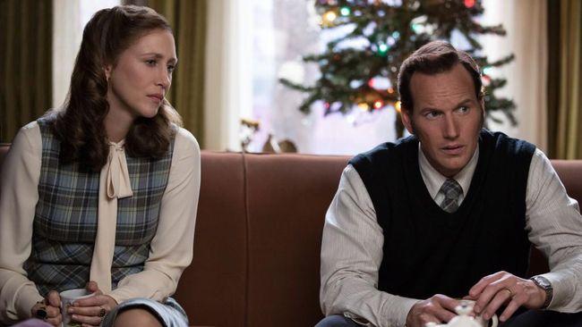 Pemeran pasangan Ed dan Lorraine Warren di 'The Conjuring', Patrick Wilson dan Vera Farmiga telah dipastikan muncul di 'Annabelle 3'.