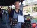 William Wongso, Koki yang Bercita-cita Jadi Fotografer
