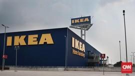Corona, Penjualan Online IKEA Meroket 45 Persen