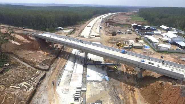 Jalan tol Trans Sumatera ruas Palembang-Lampung akan dioperasionalkan secara fungsional selama arus mudik mulai secara gratis.