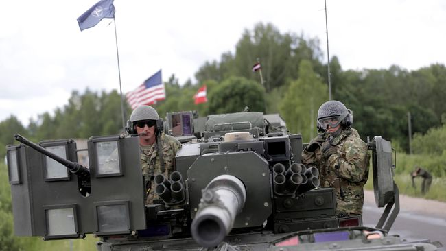 Rusia menilai latihan militer NATO di Polandia dan sejumlah negara lainnya tidak menciptakan situasi yang kondusif dan mengancam keamanan di benua biru itu.