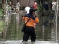 Banjir Rob dan Gelombang Pasang Hantam Pesisir Jawa-Bali