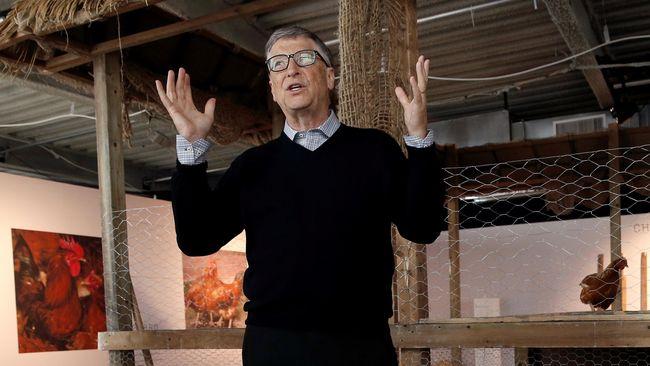 Bill Gates mengungkap membeli Porsche dan pesawat jet pribadi sejak menjadi miliuner yang dianggapnya sebagai keputusan gila.