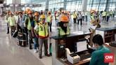 Simulasi operasional ini dilakukan AP II sebelum Terminal 3 Ultimate dioperasikan secara perdana pada 20 Juni 2016 mendatang.