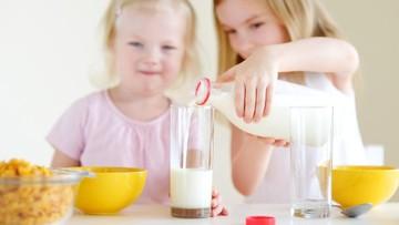 Seberapa Besar Pengaruh Susu pada Tinggi Badan Anak?