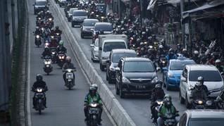 Motor Terobos Jalur Busway Dominasi Tilang Elektronik