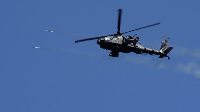 Sebuah helikopter militer milik Ethiopia jatuh di kompleks Perserikatan Bangsa-Bangsa di Abyei, kawasan yang disengketakan oleh Sudan dan Sudan Selatan.