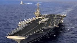 China Ancam Serbu Taiwan, AS Kerahkan Kapal Perang