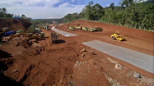 Kelar 2022, Progres Tol Semarang-Demak Seksi II Baru 8 Persen