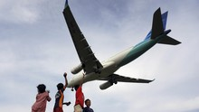 Tiket Murah Disebar, Garuda Menanti Peningkatan Penumpang