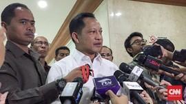 Seluruh Staf Mabes Polri Rapat Bahas Pencalonan Tito