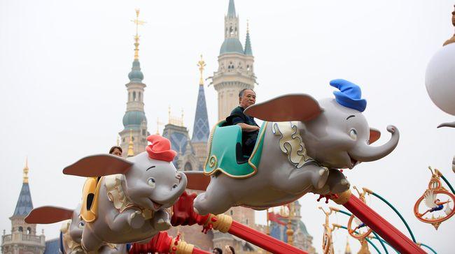 Tiket.com dan Gopay menggelar diskon untuk liburan ke luar negeri di antaranya adalah Universal Studios Singapura dan Disneyland Hong Kong