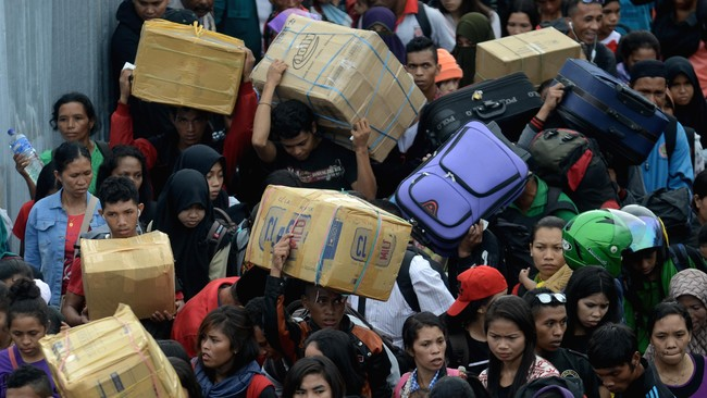 Wagub DKI Imbau Warga Tak Mudik Colongan Sebelum 6 Mei