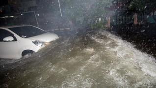 BMKG Prediksi Hujan Lebat di RI Hari Ini