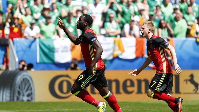 Kesempatan Tim Generasi Emas Belgia di Piala Dunia 2018