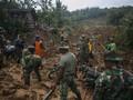 Empat Jenazah Ditemukan, Korban Tewas Longsor Jateng 47 Orang