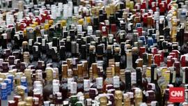 RUU Minuman Beralkohol: Peminum Dipenjara 2 Tahun atau Denda