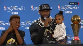 Jalan Panjang Cavaliers Menjadi Juara NBA