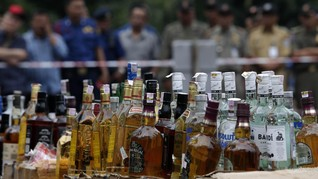 Mudarat dan Maslahat Larangan Minuman Beralkohol