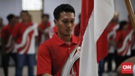 Indonesia Raya Berkumandang, Merah Putih Tak Bisa Berkibar