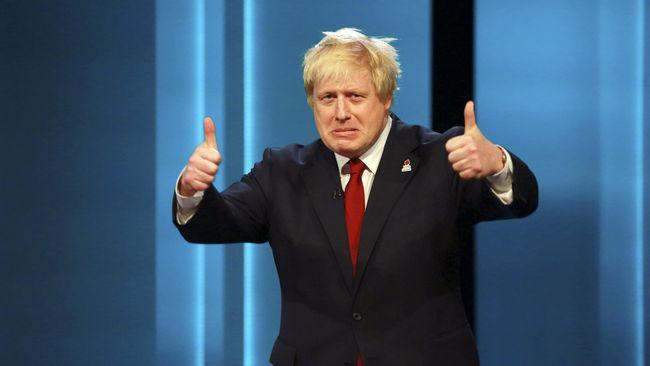 Boris Johnson memenangi pemungutan suara putaran pertama untuk menjadi PM Inggris, menggantikan Theresa May yang mundur karena gagal negosiasi Brexit.