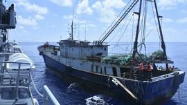 Warga Tolak Kapal Hongkong Bersandar di Langkat