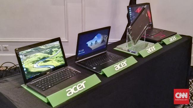 Acer memboyong sistem liquid cooling ke laptop yang biasanya hanya terdapat untuk desktop atau laptop konvensional.