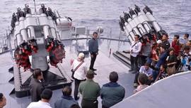 Konflik China-AS di LCS, Peluang Indonesia Ambil Untung