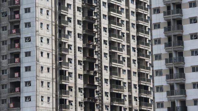 Dengan pertumbuhan tersebut, jumlah apartemen tersedia hingga saat ini mencapai 176.178 unit.