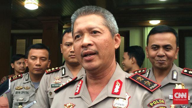 Polisi belum menyimpulkan afiliasi tersangka dengan jaringan teroris tertentu, meski diketahui pelaku perusakan kanto NU merupakan alumni pelatihan Poso.