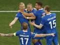 Islandia Depak Inggris dari Piala Eropa