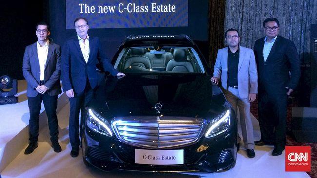 Mercedes Benz Luncurkan C Class Khusus Anak Muda