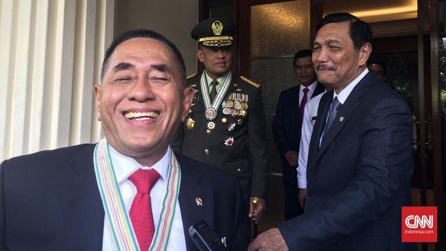 Ryamizard Ryacudu mengaku berhubungan baik dengan Menhan Malaysia. Ia berharap, petinggi militer kedua negara juga menjalin hubungan serupa.