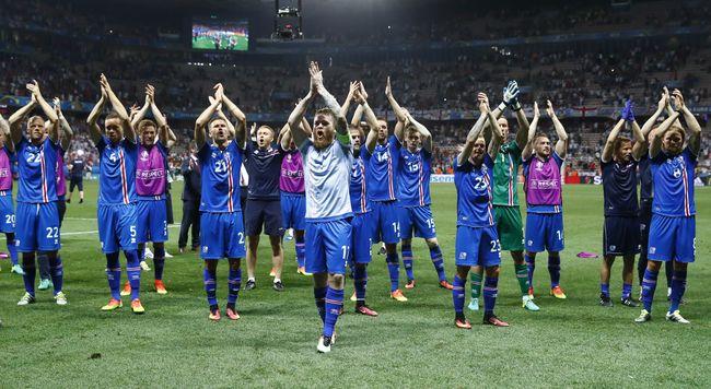 Islandia tidak memiliki jumlah penduduk lebih dari Bekasi Utara. Namun, Islandia mampu menguncang perhelatan Piala Eropa 2016.