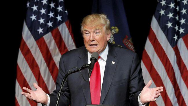 Presiden AS, Donald Trump, menyatakan ada kemungkinan dia akan bertemu dengan Presiden Iran, Hassan Rouhani, untuk membahas sejumlah persoalan.