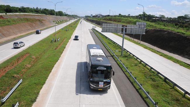 Pengguna jalan tol rute Tangerang-Merak akan memperoleh diskon tarif 15 persen. Potongan itu akan diberlakukan pada 27-29 Mei dan 10-12 Juni 2019.