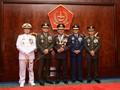 Saling Balas Beri Gelar Kehormatan Kapolri-Panglima TNI