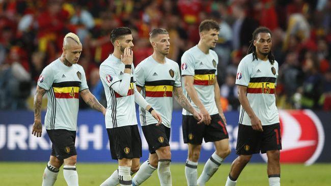 Timnas Belgia menjadi salah satu kandidat juara Piala Dunia 2018 karena dihuni pemain-pemain top yang sedang berada di usia emas.