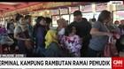Penumpang Telantar di Terminal Kampung Rambutan