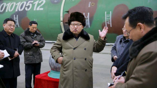 Kim Jong Un dilaporkan media Korsel telah mengeksekusi dua pejabat tinggi Korut, salah satunya karena ketiduran saat Kim berpidato.