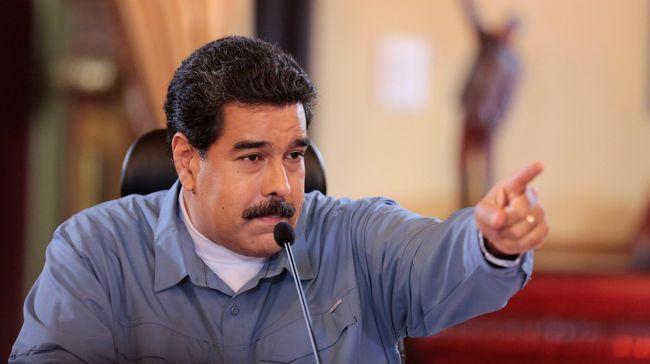 Aparat Venezuela menahan 27 personel militer yang menyatakan ingin membelot dari Presiden Nicolas Maduro pada Senin (22/1).