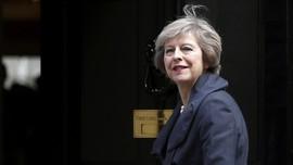 Theresa May Pilih Tonton Kriket Ketimbang Pidato PM Baru